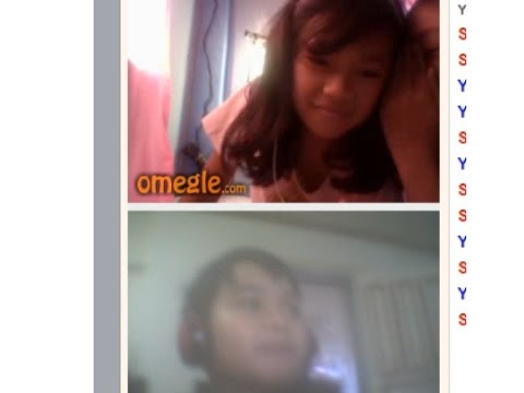 Meeting girls on omegle