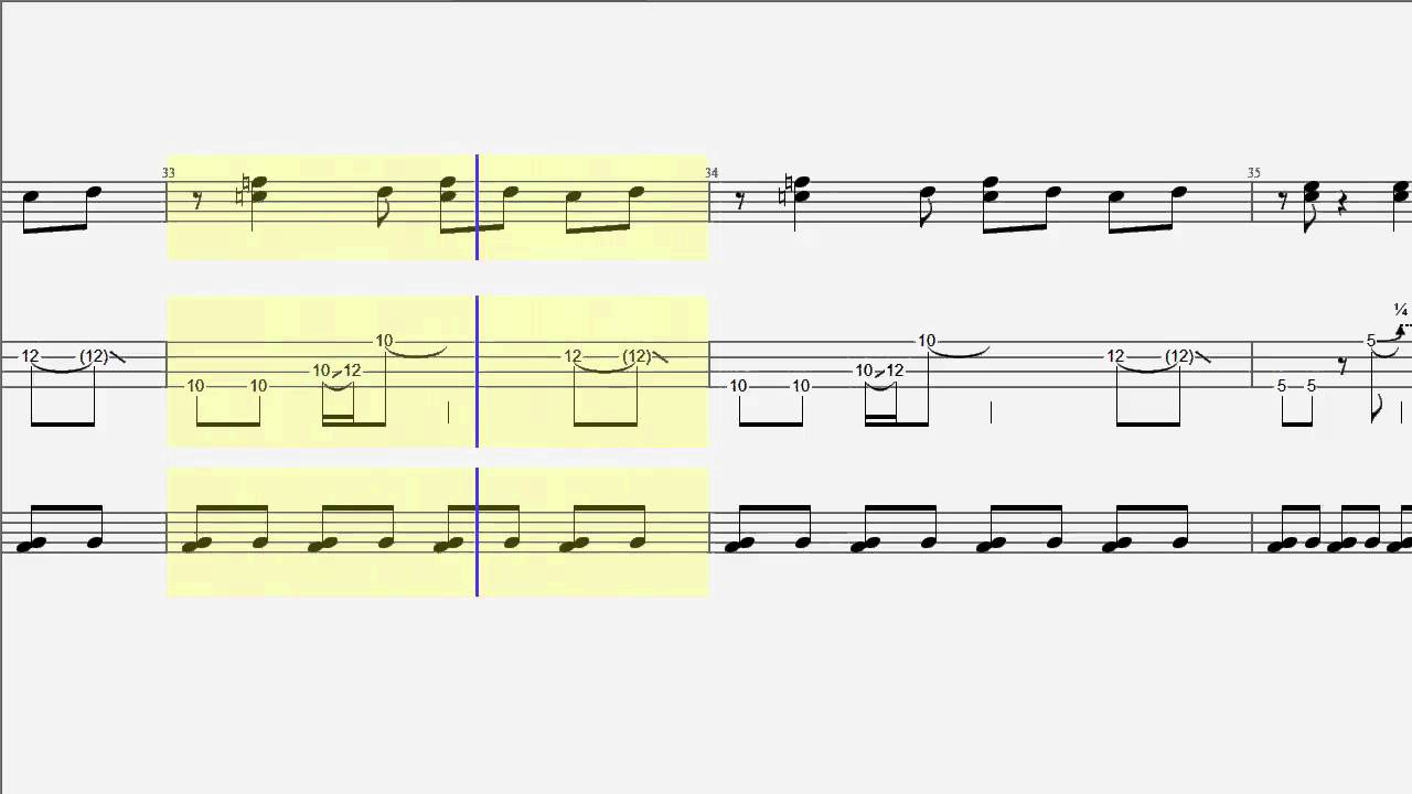 Come Together - Trio - Bass Tab, Keyboard, Drums - YouTube