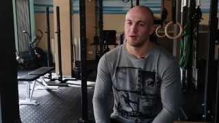 Эраст Палкин о себе, тренировках в CrossFit GERAKLION и подготовке к Kings of WOD