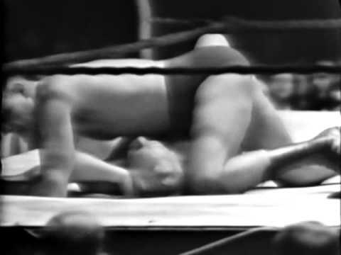 1960's Wrestling Champions TV Kohler's Chicago Buddy Rogers Killer Kowalski Maurice Barend