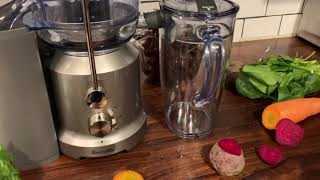 Breville Juice Fountain Cold Review & Demo