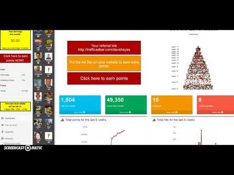 Bighits4U: Trafficadbar ~ a review of Traffic Adbar (Gerador de Trafego)