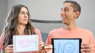 PLAYING THE NEWLY WED GAME | Tech Entrepreneur Couple