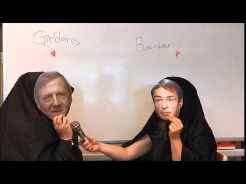 giddens og bourdieu