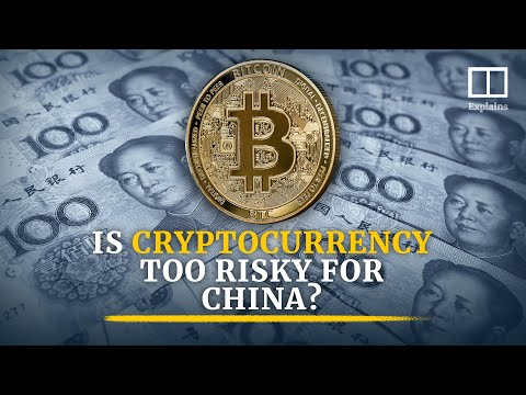 Is cryptocurrency too risky for China?