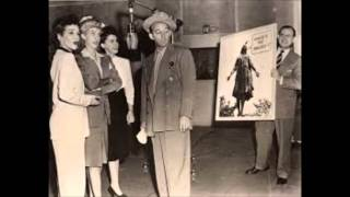 Bing Crosby & The Andrews Sisters - Jingle Bells (Blooper Take)