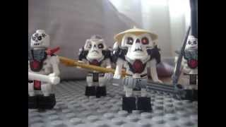 lego ninjago battle part 3