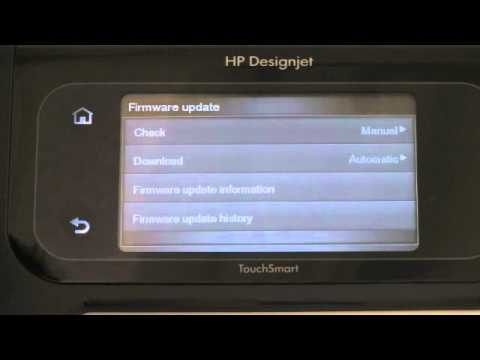 hp 4200 printer firmware update utility