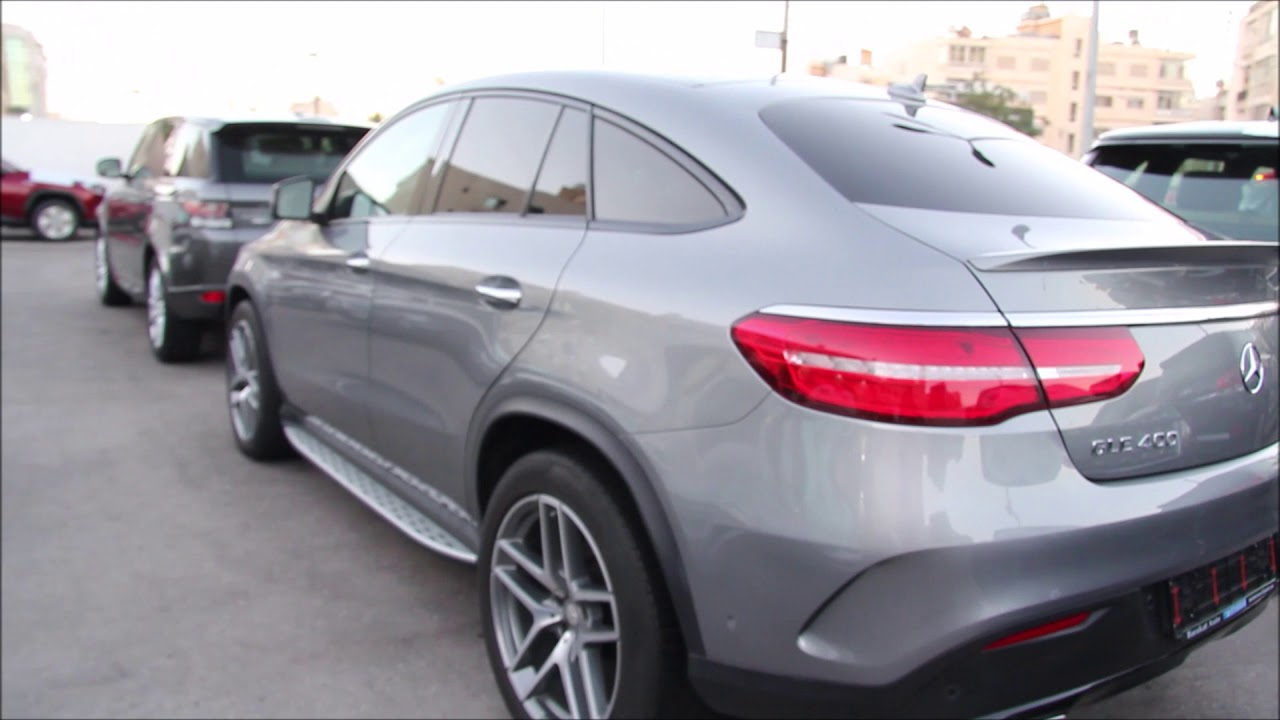 Mercedes Gle 400 400مرسيدس جي ال اي Gle Youtube