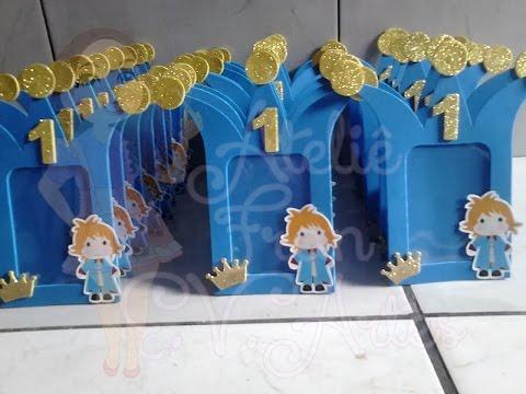Lembrancinha Porta Retrato Do Pequeno Principe Atelie Fran E V