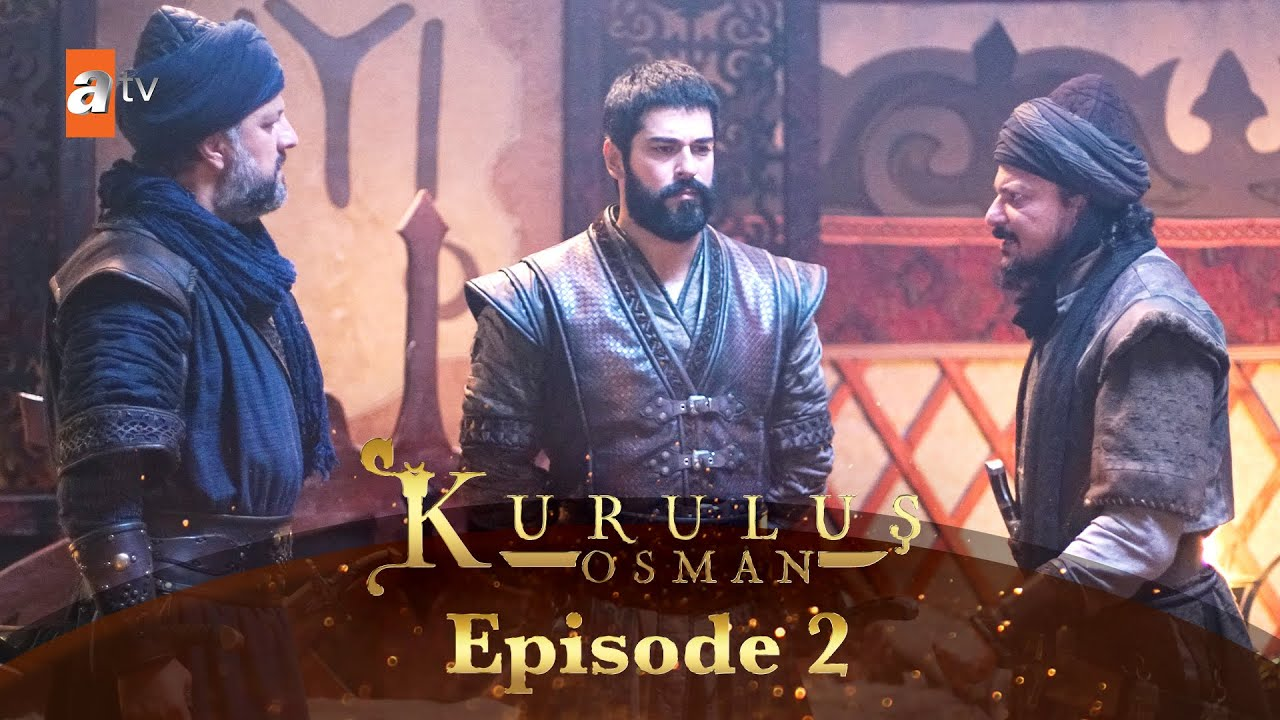 Download Kurulus Osman Urdu   Season 2 - Episode 2