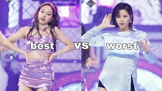 Download Best vs Worst dressed each twice era