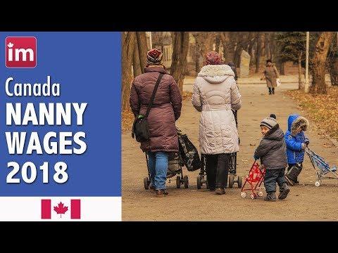 Nanny Salary in Canada | Employment in Canada (2018)