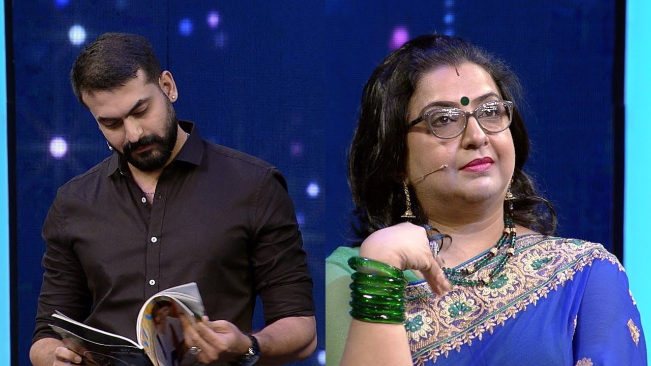 Thakarppan Comedy I Sagar Alias Jackey.....on the floor ! I Highlights