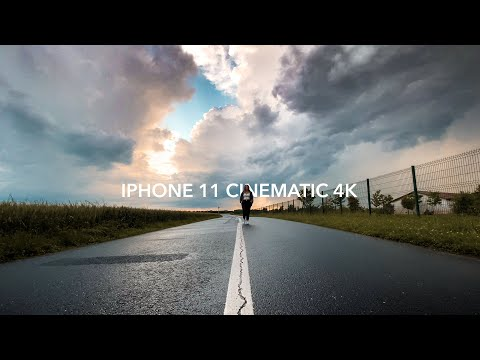 iPhone 11 Cinematic 4K - Short film
