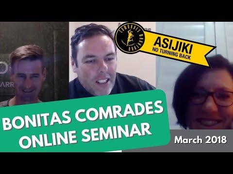 Bonitas Comrades Marathon Online Seminar - March 2018
