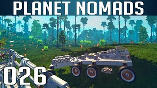 PLANET NOMADS [026] [Ende Staffel 2] [S02] Let's Play Gameplay Deutsch German thumbnail