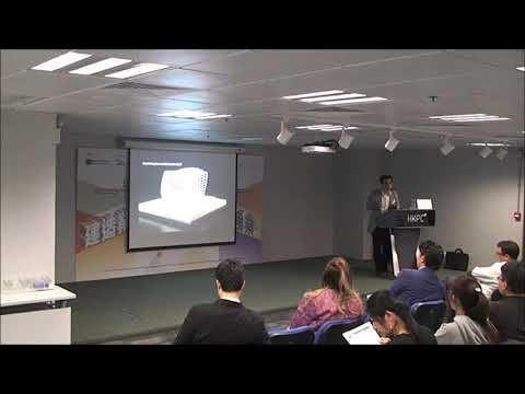 3D Printing Industry Specific Seminar – Building & Construction and Food & Beverage Part 2