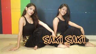 Batla House: O Saki Saki   Nota Fatehi, Tanishk B, Neha K, Tulsi K, B Praak   Dance Video