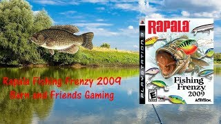 Why Motion Controls? - Rapala Fishing Frenzy 2009: Barn and Friends Gaming