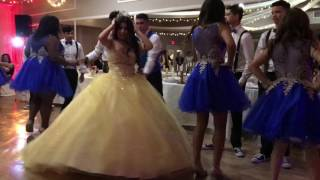 bella s sweet 16 waltz to beauty and the beast