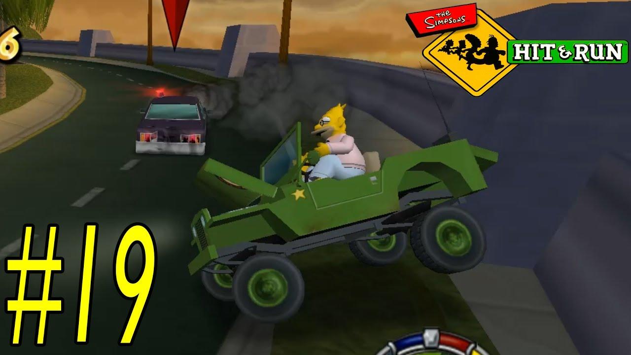 Simpsons Hit And Run Mods - #GolfClub