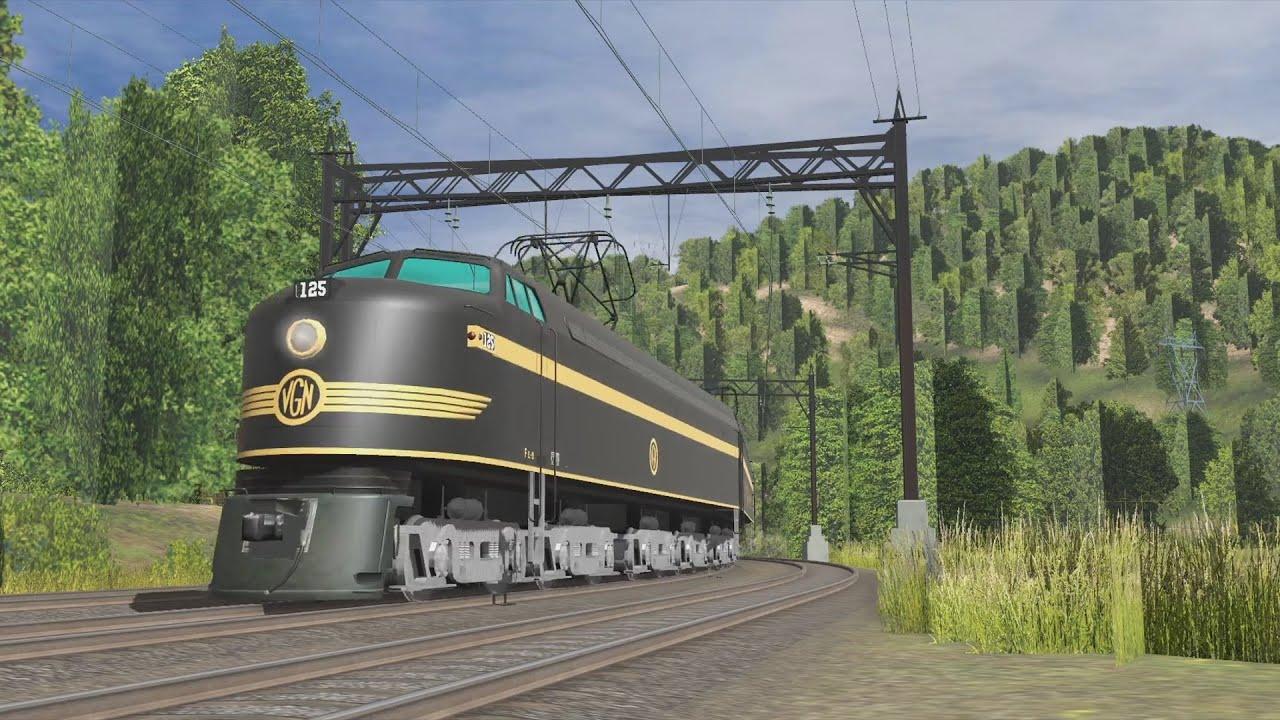 Strange Trainz