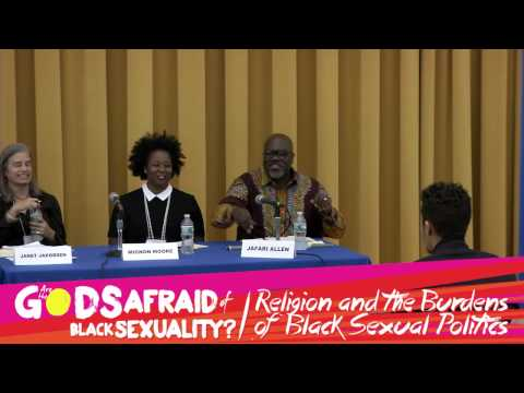 Are the Gods Afraid of Black Sexuality Conference: Panel #6 - 10/24/14