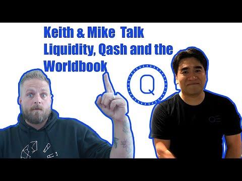 What is the Qash Worldbook? Mike Kayamori Explains