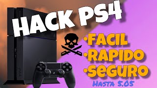2019 hackear/piratear ps4 facil y rapido cualquier version hasta 5.05 con o sin intener han/mira