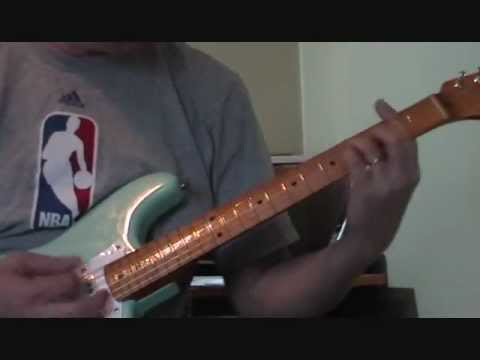 Ike Turner Guitar Lesson - Cuban Getaway