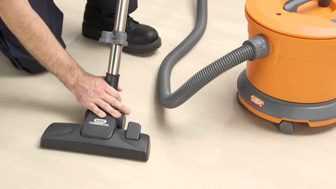 Vax Vcc 08a Vacuum Cleaner How To Use Youtube