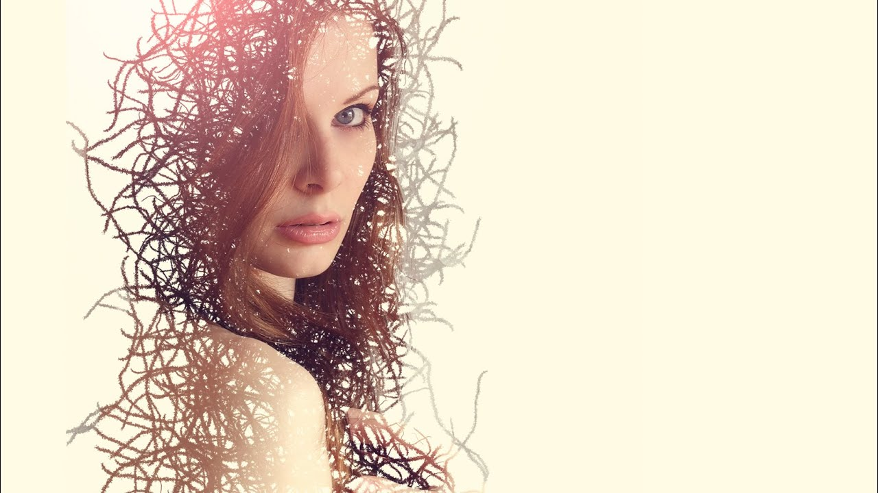 Easy cool portrait photo effects | photoshop tutorial ...