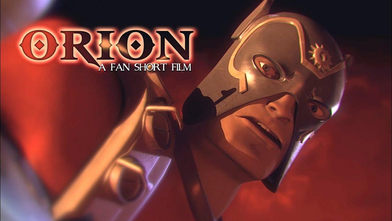 orion - a fan short film  dc comics