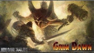 Grim Dawn 2014 - First Gameplay