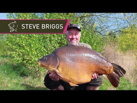 BIG CARP IN BELGIUM And FRANCE - Steve Briggs