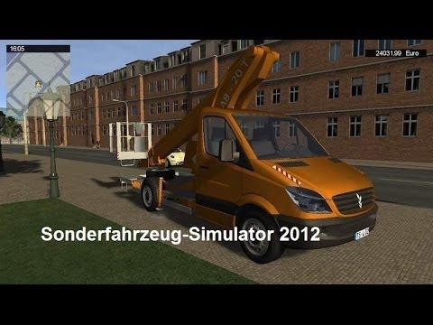 sonderfahrzeuge simulator 2012 -adds