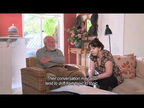 MESSAGE Communication in Dementia Introduction with Subtitles