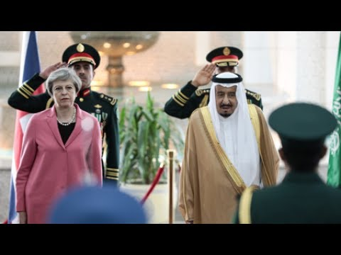 UK Court Allows Saudi Arms Sales as May Suppresses Damning Report