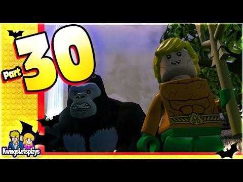 LEGO BATMAN 3 - Unlocking Aquaman on Odym Outrageous!