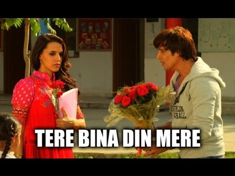 Tere Bina Din Mere (Video Song) Rangeelay | Jimmy Sheirgill & Neha Dhupia