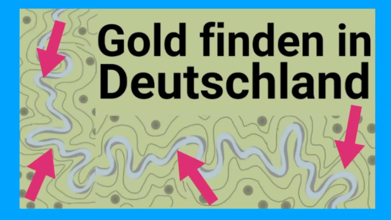 goldwaschen in deutschland waschgoldseifen finden youtube. Black Bedroom Furniture Sets. Home Design Ideas