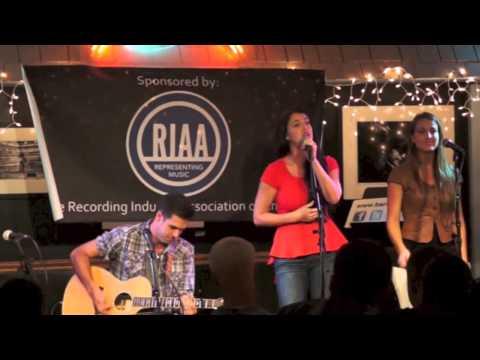 ARTEN WAY live at Bluebird Cafe