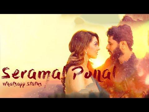 Seramal Ponal Whatsapp Status Video Song   Gulebagavali    Whatsapp Status