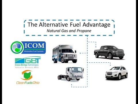 The Alternative Fuels Advantage Webinar: Natural Gas and Propane