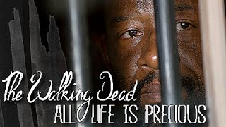 twd    morgan jones    all life is precious