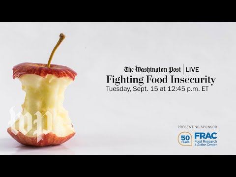 Fighting food insecurity with Soledad O'Brien, Virginia Ali and more (Full Stream 9/15)