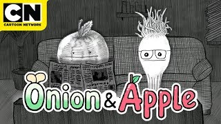 Onion & Apple Watch Apple & Onion | Shoes | Cartoon Network | CN Mini