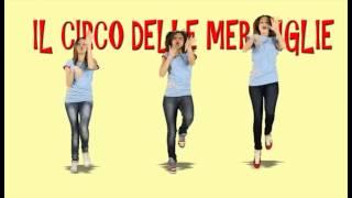 IL CIRCO DELLE MERAVIGLIE (Tutor video coreografia) - Kids dance
