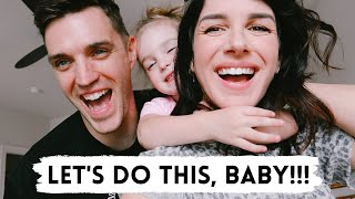 GETTING BABY BOY'S NURSERY READY + Seeing him for the first time!!!   Shenae Grimes Beech